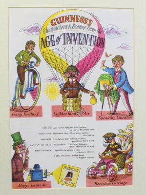 Original Print Advert 1951
