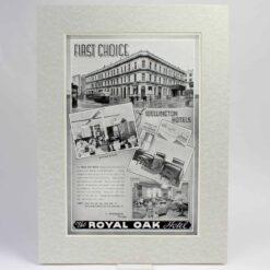Original Print Advert 1938