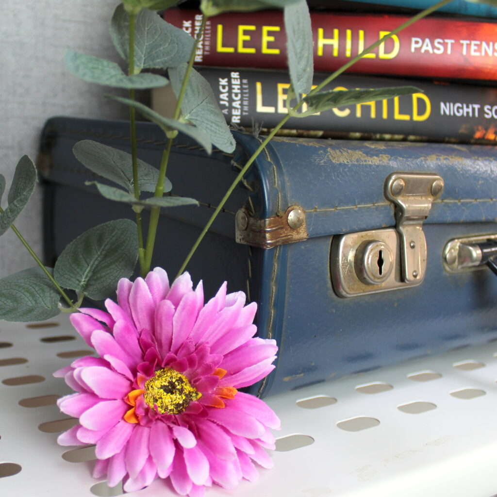 Uses for a Vintage Suitcase