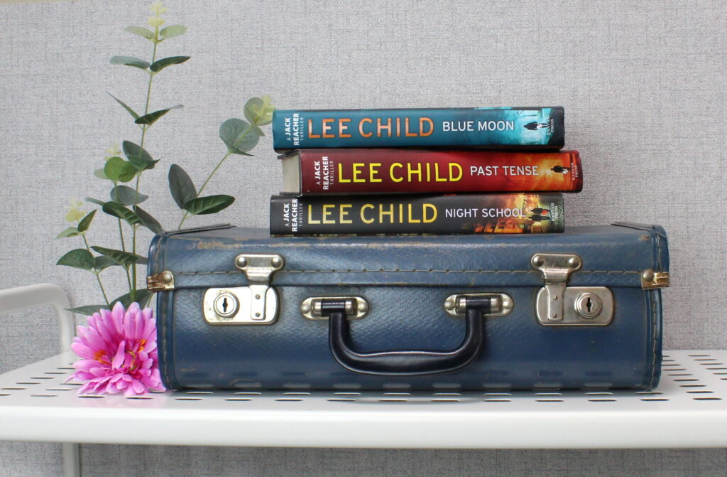 Use for a Vintage Suitcase