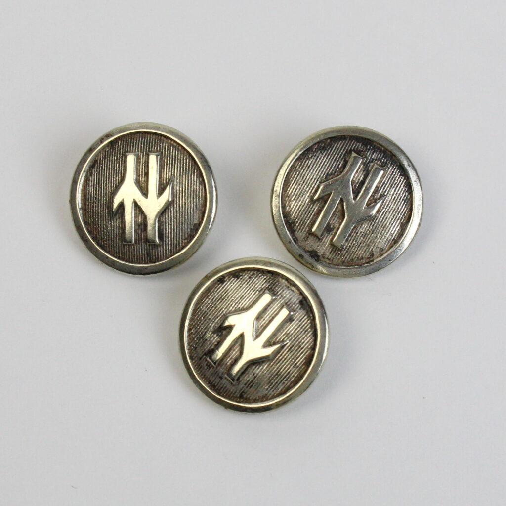 British Rail Uniform buttons