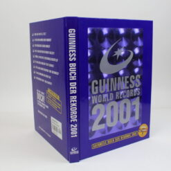 Guinness Book Records German Edition