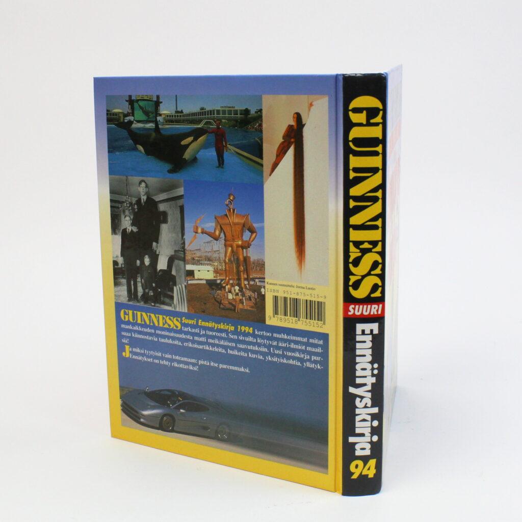 Finland 1994 Guinness Book Records