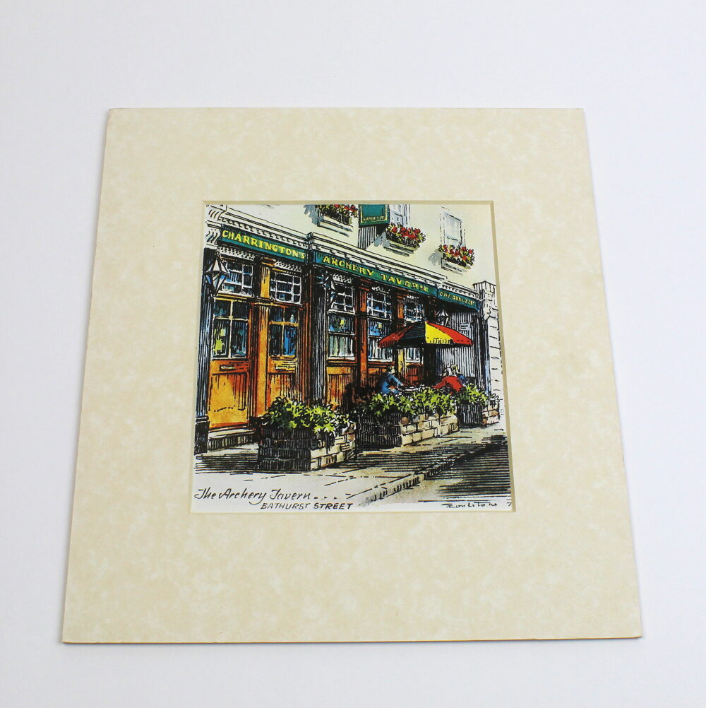 Printed Items for Pubs & Bars