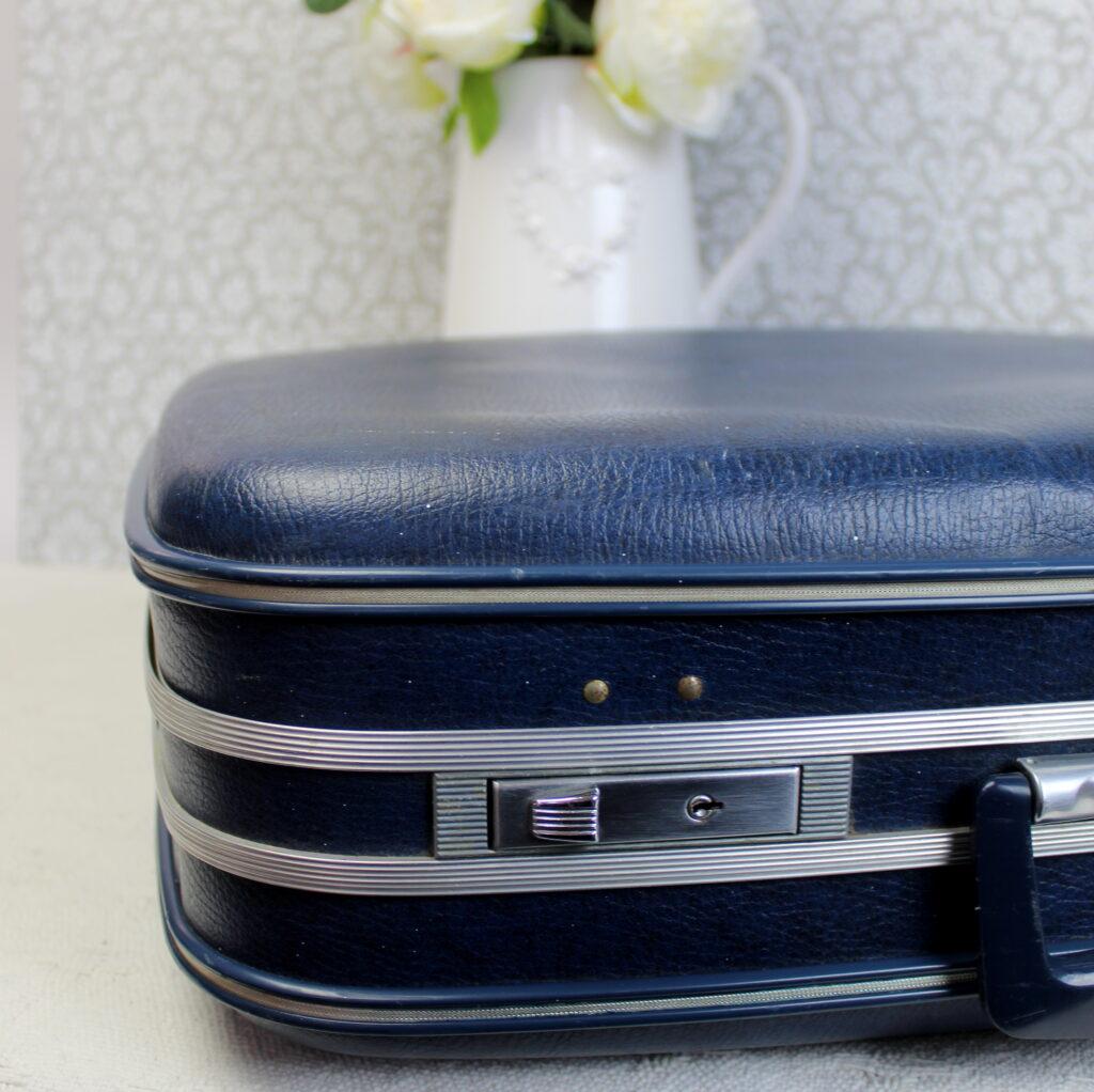 Blue Vintage Case