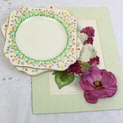 Art Deco Plates
