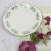 Royal Kent Emerald Green Cake Plate