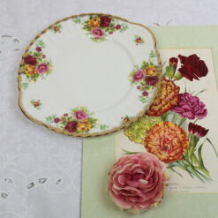 Royal Stafford Cake Plate
