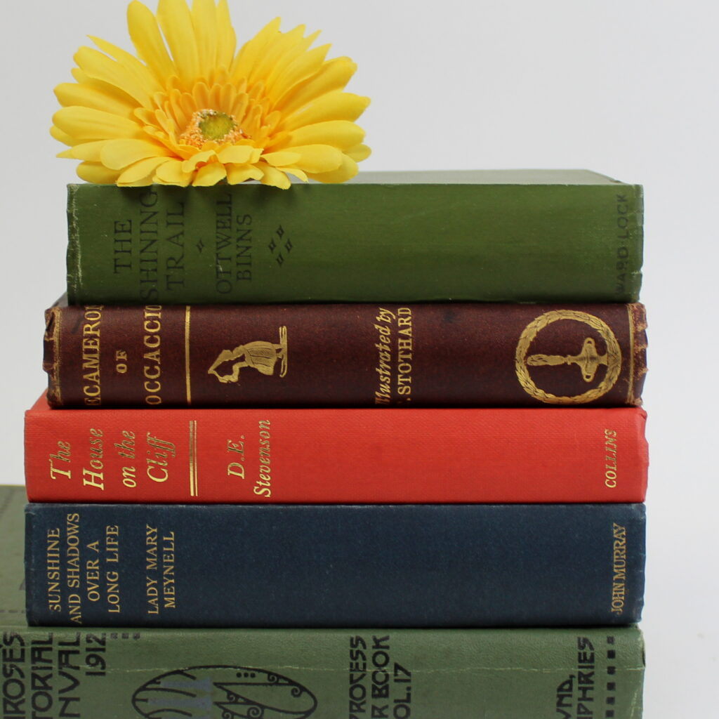 Books by the Colour