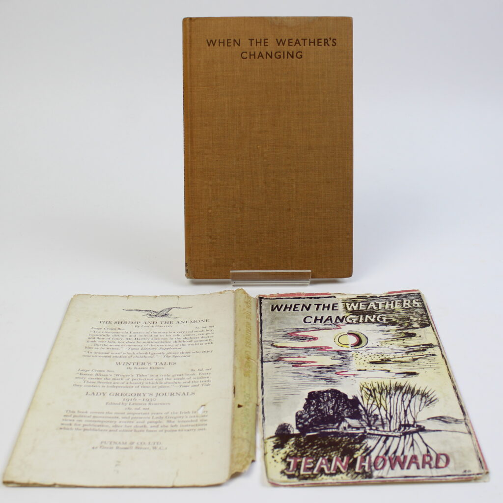 Jean Howard First Edition